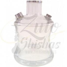 Imágenes de repuesto de cristal para cachimba Oduman N2 Travel, base o recambio de shisha