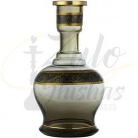 Imágenes de base para shisha Golden Leave Jumbo Gray o negra