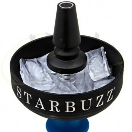 Imágenes de shisha Starbuzz Atlantis ICE roja y negra