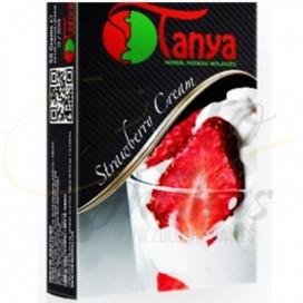 Imágenes de tabaco para shisha sabor a fresa con nata