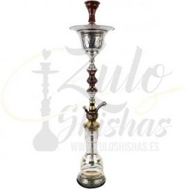 Imágenes de cachimba Ice Pot Zoharia Oxidized con cubitera