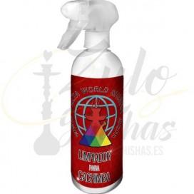 Imágenes de líquido de limpieza para cachimba hookah clean shisha