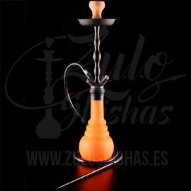Imágenes de cachimba PN 630 Black orange neón