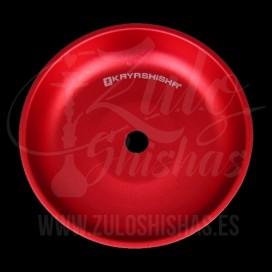 Imágenes de plato Elox de aluminio para cachimbas KAya Shishas