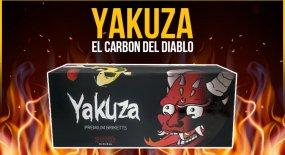 El carbón del diablo: Yakuza.